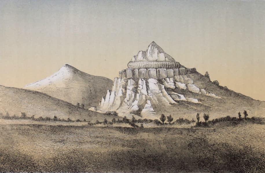 Voyage Pittoresque dans les Grands Deserts du Nouveau Monde - Monts Witchita (1862)