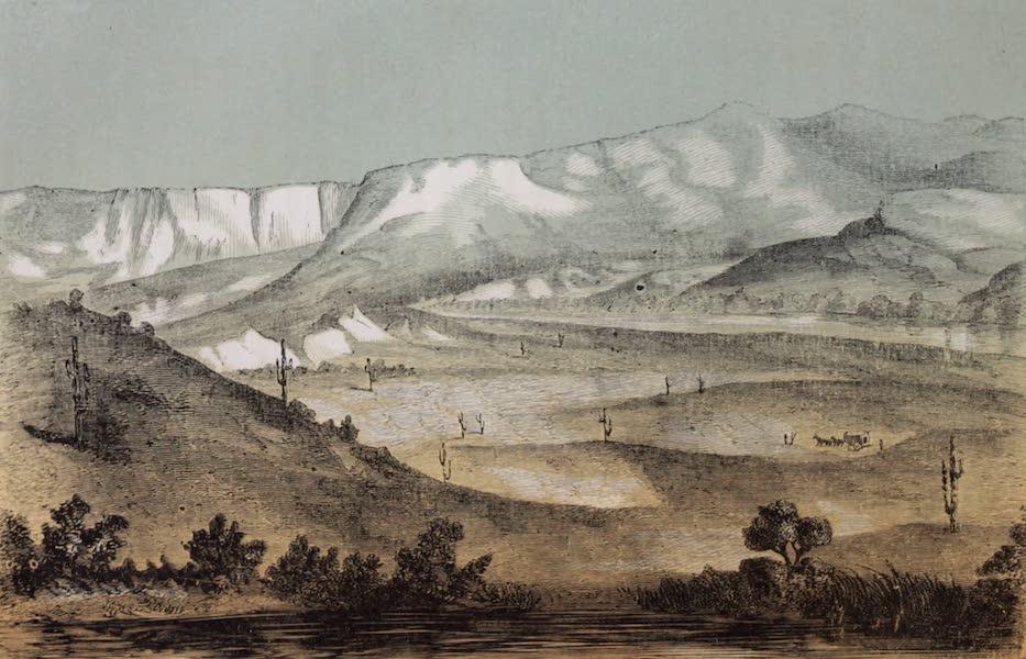 Voyage Pittoresque dans les Grands Deserts du Nouveau Monde - Vallee du Williams (1862)