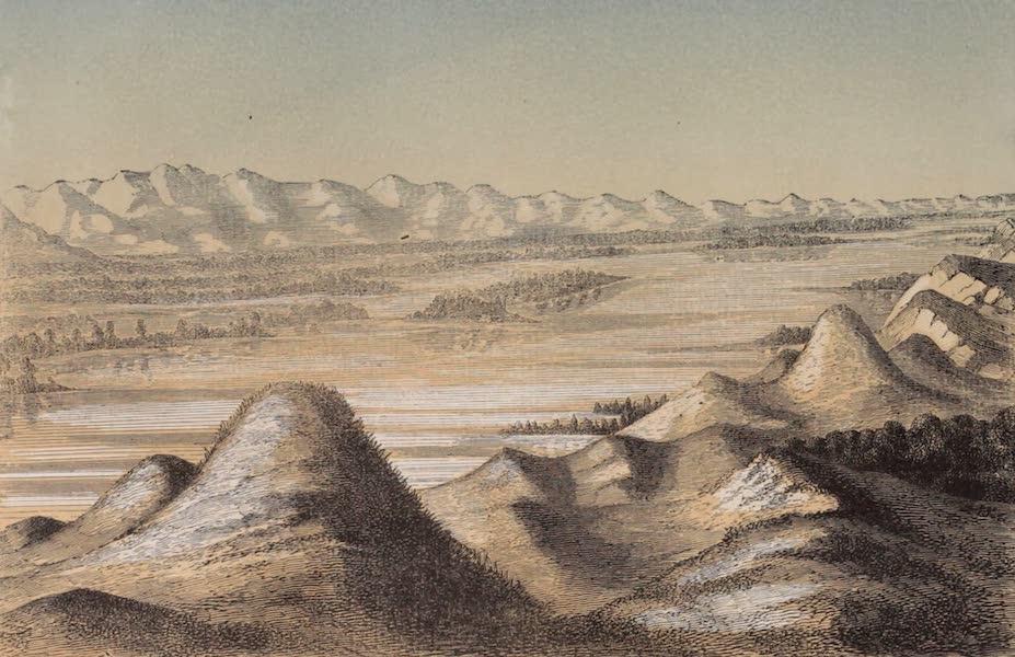 Voyage Pittoresque dans les Grands Deserts du Nouveau Monde - Vue du Minnesota (1862)