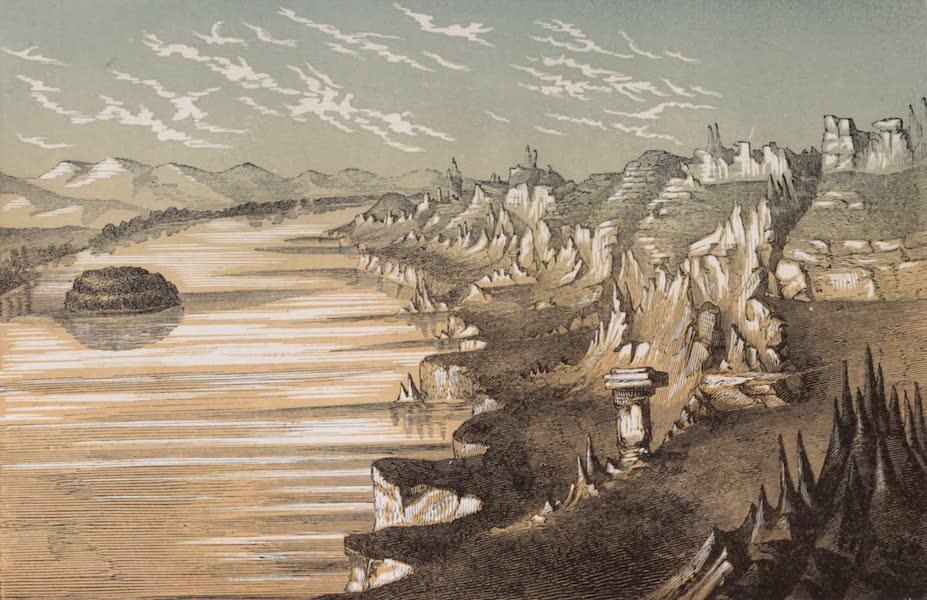 Voyage Pittoresque dans les Grands Deserts du Nouveau Monde - Vue du Haut Mississippi (1862)