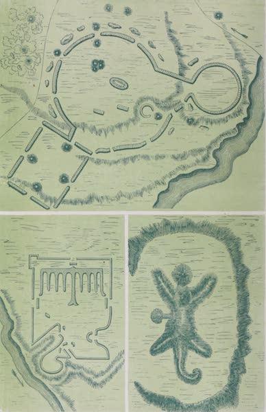 Voyage Pittoresque dans les Grands Deserts du Nouveau Monde - Anciennes Fortifications (1862)