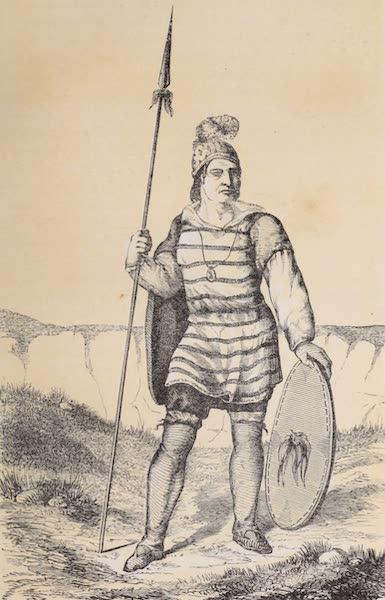 Voyage Pittoresque dans les Grands Deserts du Nouveau Monde - Chef Navajo (1862)