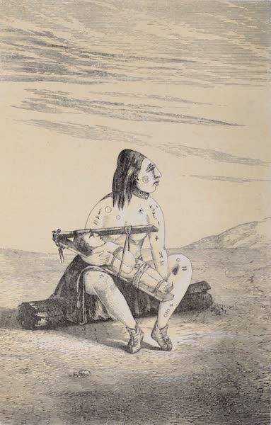 Voyage Pittoresque dans les Grands Deserts du Nouveau Monde - Femme Chinouk (1862)