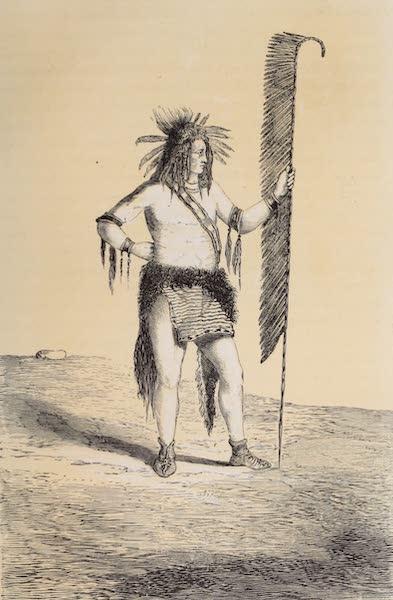 Voyage Pittoresque dans les Grands Deserts du Nouveau Monde - Chippeway (1862)