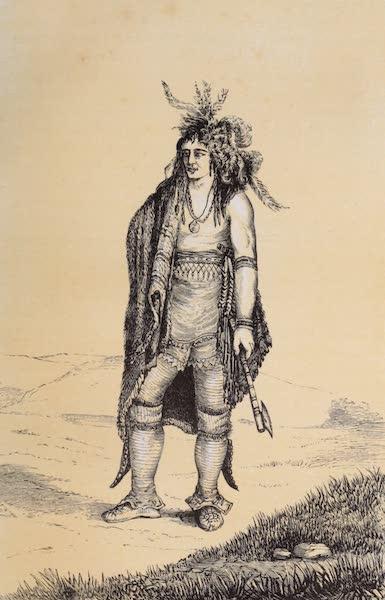 Voyage Pittoresque dans les Grands Deserts du Nouveau Monde - Iroquois (1862)
