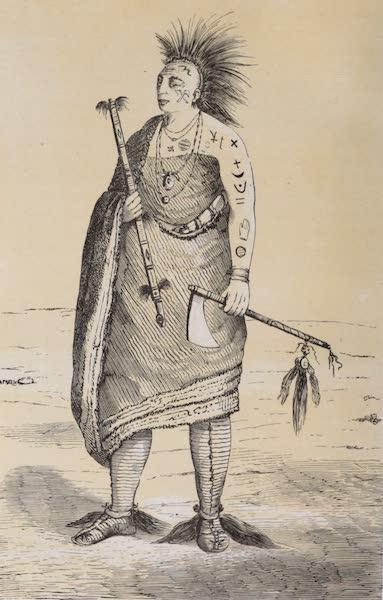 Voyage Pittoresque dans les Grands Deserts du Nouveau Monde - Osage (1862)