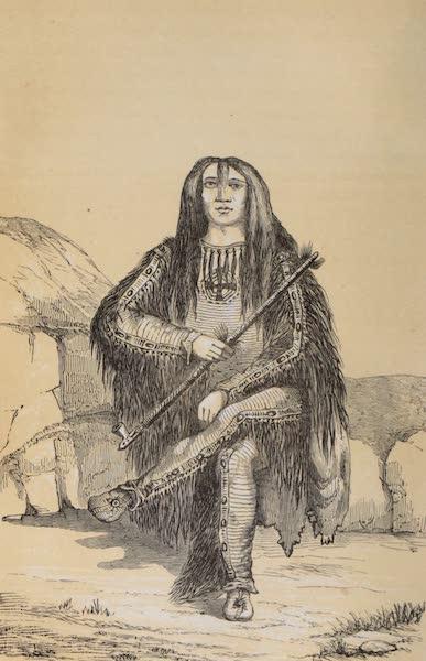 Voyage Pittoresque dans les Grands Deserts du Nouveau Monde - Satsikaa (1862)