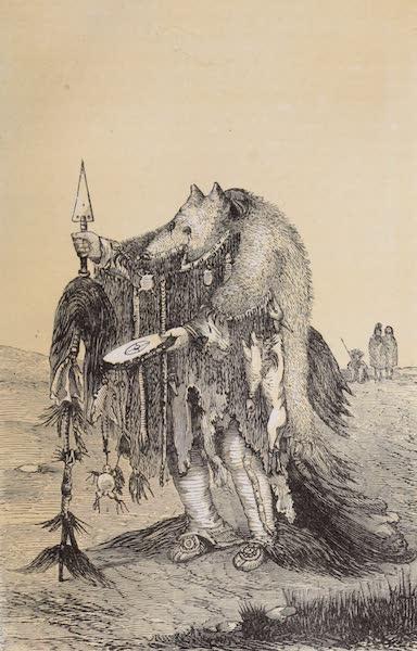 Voyage Pittoresque dans les Grands Deserts du Nouveau Monde - Medicin (1862)