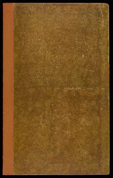 Voyage Pittoresque de Constantinople et des Rives du Bosphore Vol. 2 - Front Cover (1819)
