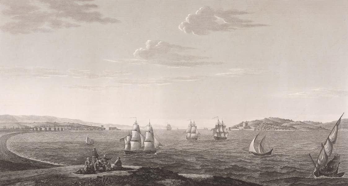 Voyage Pittoresque de Constantinople et des Rives du Bosphore Vol. 2 - No. 2. Vue des Dardanelles (1819)