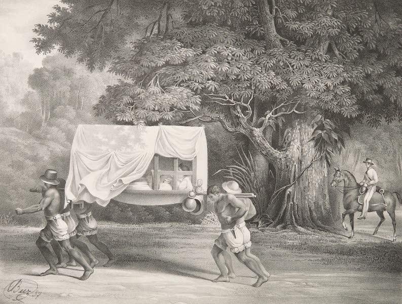 Voyage Pittoresque et Archeologique dans la Province d'Yucatan - Maniere de Voyager dans l'Yucatan (1838)