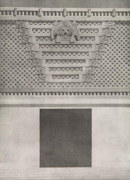Voyage Pittoresque et Archeologique dans la Province d'Yucatan - Etude d'une Partie du Temple du Soleil (1838)