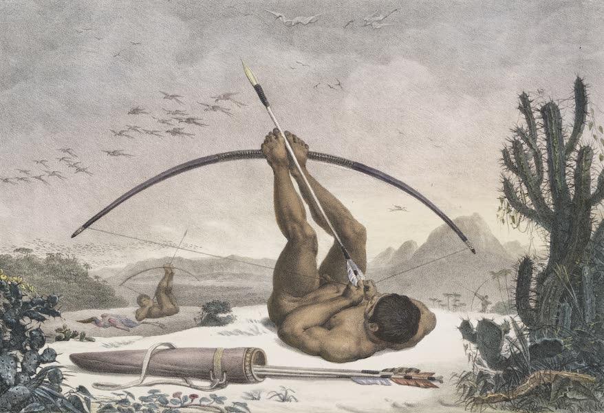 Voyage Pittoresque et Historique au Bresil Vol. 1 - Cabocle, (Indien Civilise) (1834)