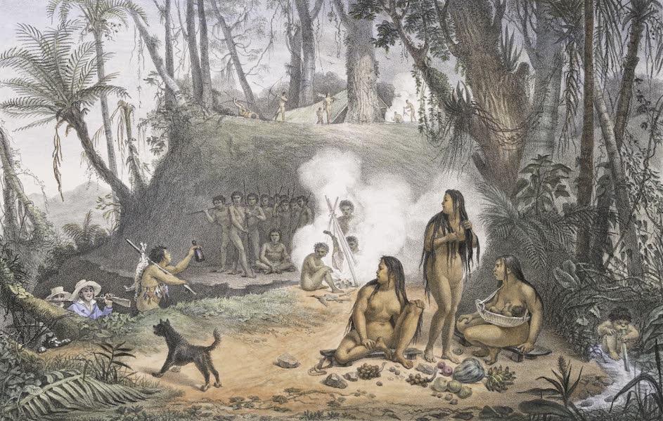 Voyage Pittoresque et Historique au Bresil Vol. 1 - Aldea de Cabocles a Canta-Gallo (1834)