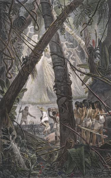 Voyage Pittoresque et Historique au Bresil Vol. 1 - Sauvages Goyanas (A O Mar Pequeno) (1834)