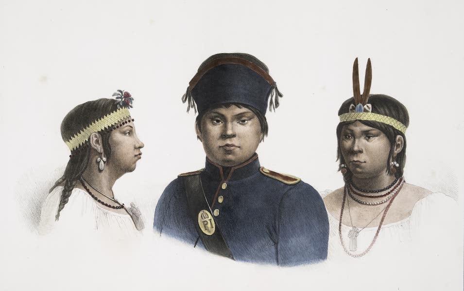 Voyage Pittoresque et Historique au Bresil Vol. 1 - Gouaranis Civilises employes a Rio Janeiro comme artilleurs (1834)