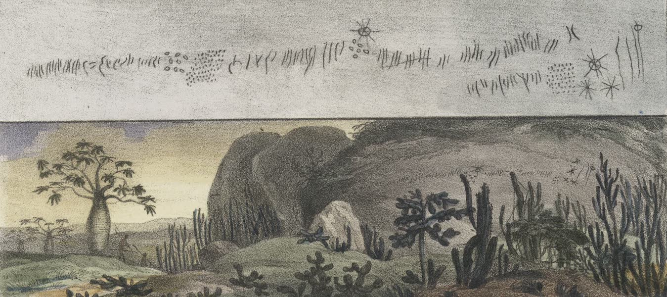 Voyage Pittoresque et Historique au Bresil Vol. 1 - Inscription (1834)