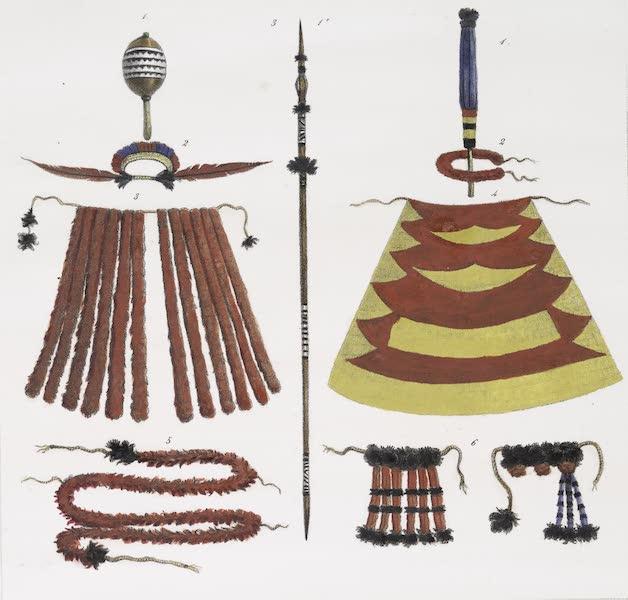 Voyage Pittoresque et Historique au Bresil Vol. 1 - Manteaux et Sceptres (1834)