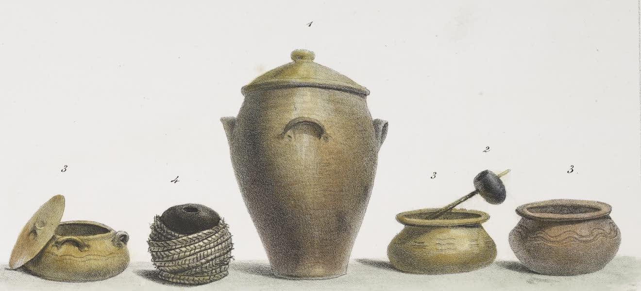 Voyage Pittoresque et Historique au Bresil Vol. 1 - Poterie (1834)