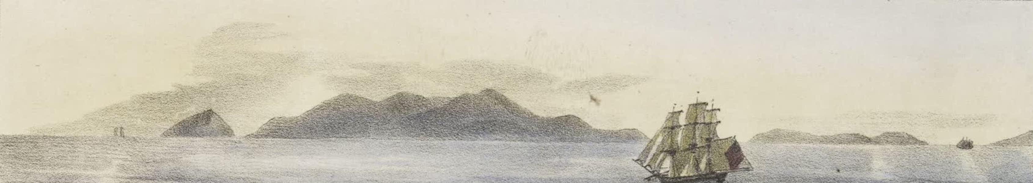 Voyage Pittoresque et Historique au Bresil Vol. 2 - Cap Frio (1835)