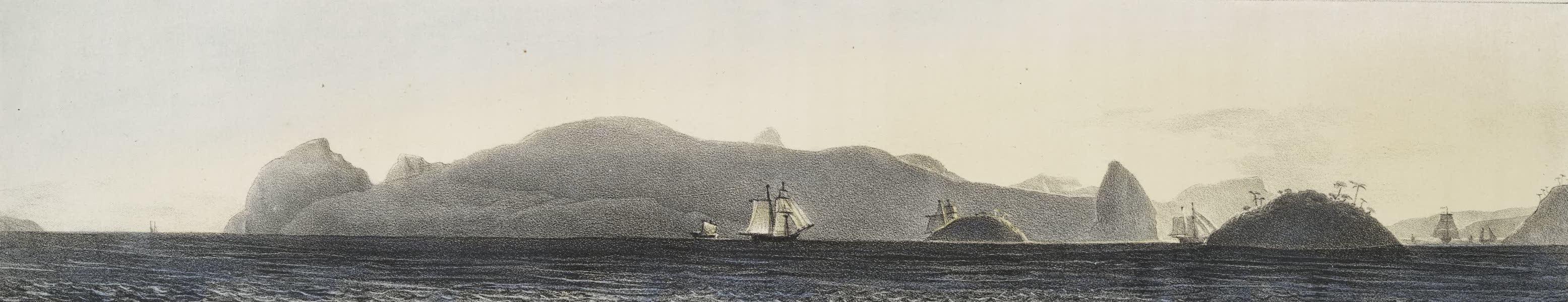 Voyage Pittoresque et Historique au Bresil Vol. 2 - Geant Couche (1835)