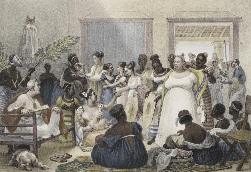 Voyage Pittoresque et Historique au Bresil Vol. 2 - Une visite a la Campagne (1835)