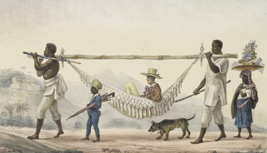 Voyage Pittoresque et Historique au Bresil Vol. 2 - Retour, a la Ville, d'un propriétaire de Chacra (1835)