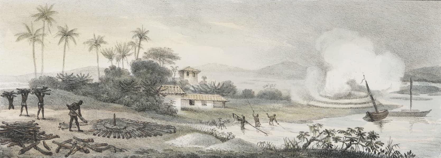 Voyage Pittoresque et Historique au Bresil Vol. 2 - Fours a Chaux (1835)