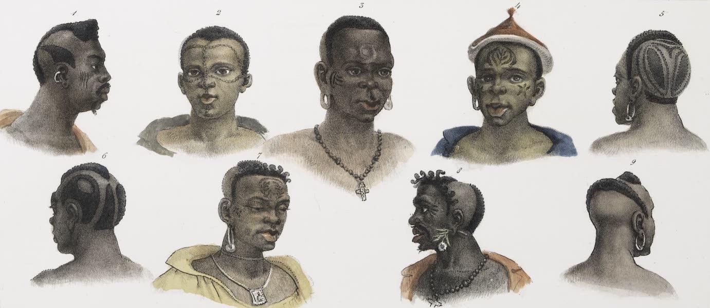 Voyage Pittoresque et Historique au Bresil Vol. 2 - Différentes Nations Negres (1835)