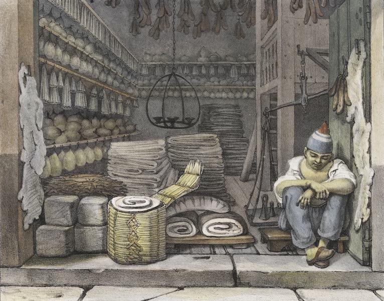 Voyage Pittoresque et Historique au Bresil Vol. 2 - Boutique de Carne Secca (1835)