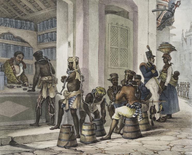 Voyage Pittoresque et Historique au Bresil Vol. 2 - Marchand de Tabac (1835)