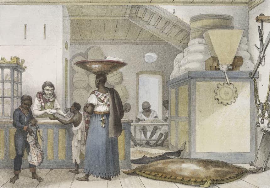 Voyage Pittoresque et Historique au Bresil Vol. 2 - Boutique de Boulanger (1835)
