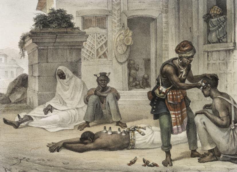 Voyage Pittoresque et Historique au Bresil Vol. 2 - Le Chirurgien Negre (1835)