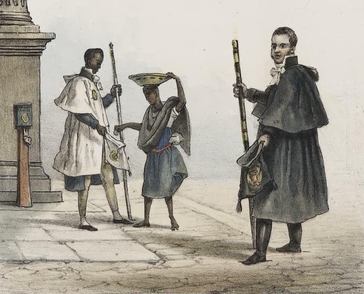 Voyage Pittoresque et Historique au Bresil Vol. 3 - Queteurs (1839)