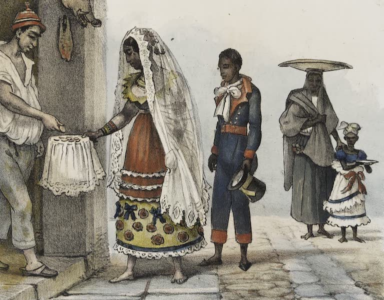 Voyage Pittoresque et Historique au Bresil Vol. 3 - Voeu d'une Messe demandee comme aumone (1839)