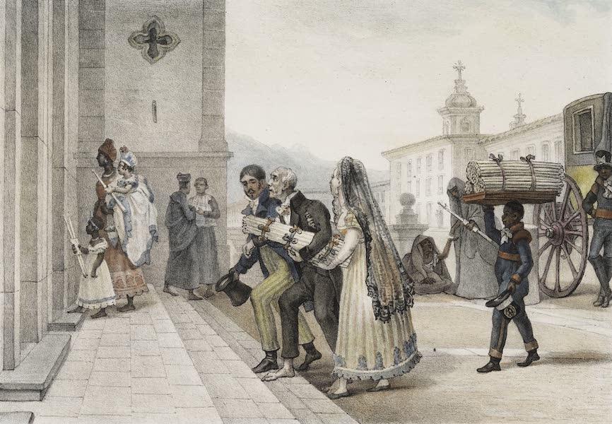 Voyage Pittoresque et Historique au Bresil Vol. 3 - Le Viellard Convalescent (1839)