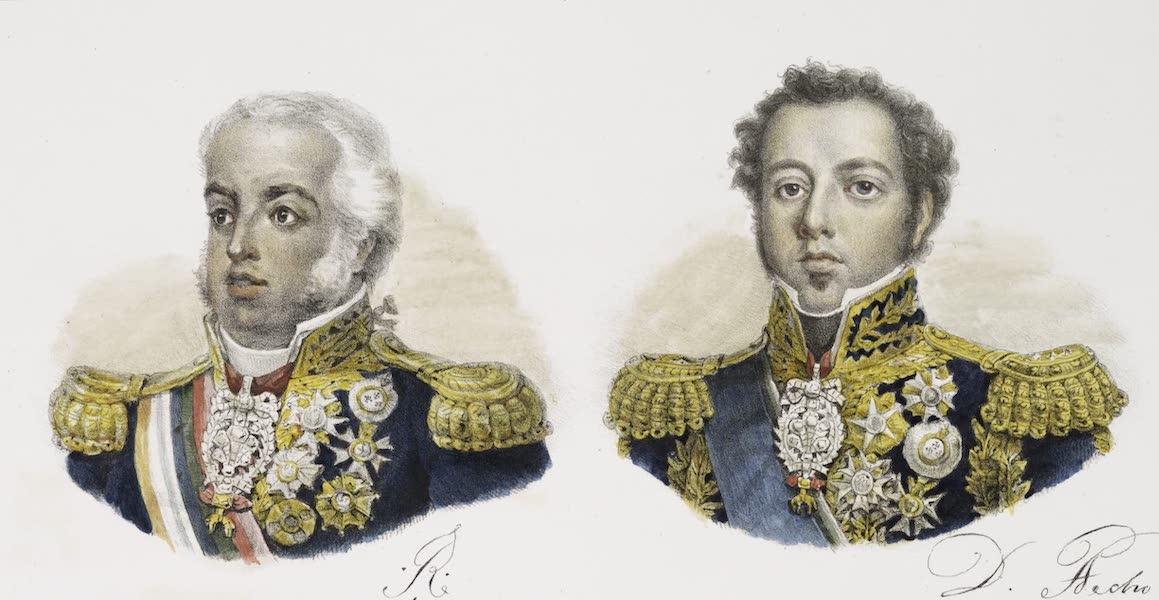 Voyage Pittoresque et Historique au Bresil Vol. 3 - Le Roi Don Joao VI et L'Empereur Don Pedro I (1839)