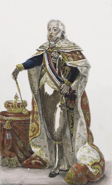 Voyage Pittoresque et Historique au Bresil Vol. 3 - Le Roi Don Joao VI - Grand Costume (1839)