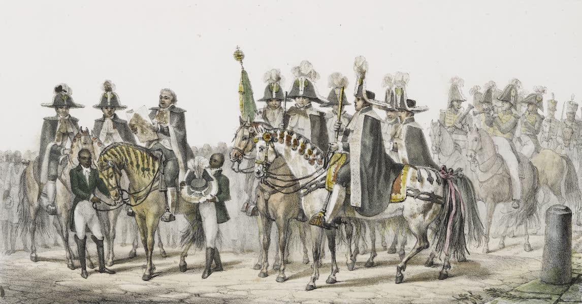 Voyage Pittoresque et Historique au Bresil Vol. 3 - Le Bando, (Proclamation Municipale) (1839)