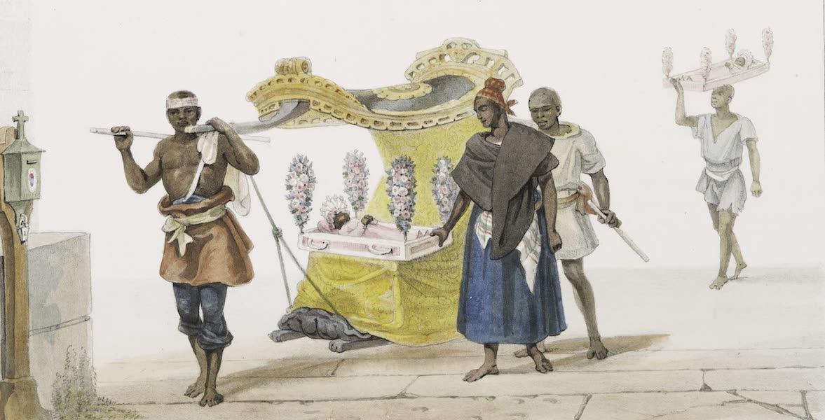 Voyage Pittoresque et Historique au Bresil Vol. 3 - Convoi Funèbre de Négrillons (1839)