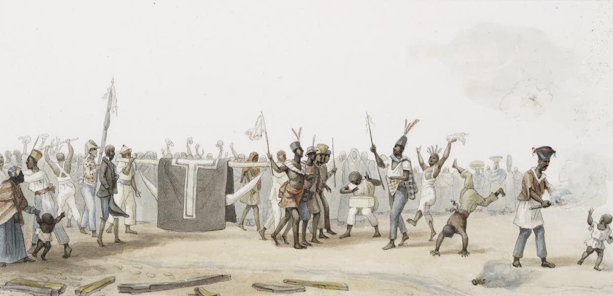 Voyage Pittoresque et Historique au Bresil Vol. 3 - Convoi Funèbre d'un fils de Roi Negre (1839)
