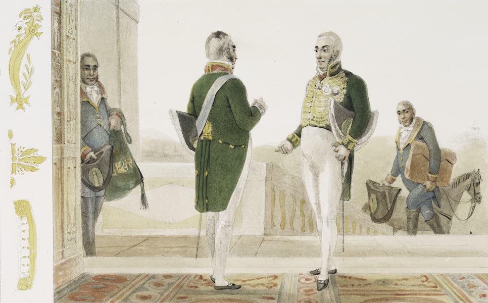 Voyage Pittoresque et Historique au Bresil Vol. 3 - Costume des Ministres (1839)