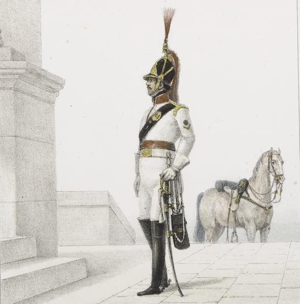 Voyage Pittoresque et Historique au Bresil Vol. 3 - Garde d'honneur de l'empereur (1839)