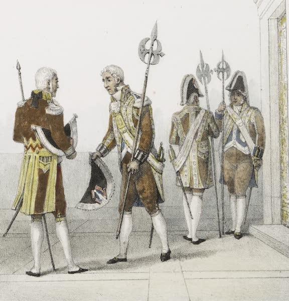 Voyage Pittoresque et Historique au Bresil Vol. 3 - Costume des Arches (1839)