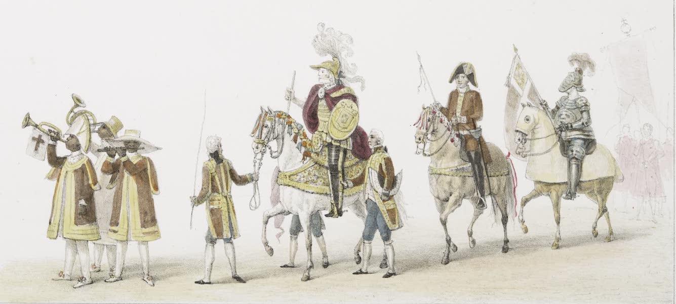 Voyage Pittoresque et Historique au Bresil Vol. 3 - Statue de St. George et Son Cortge (1839)