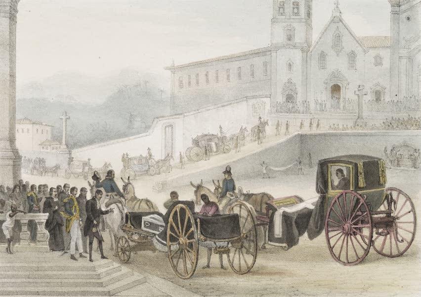 Voyage Pittoresque et Historique au Bresil Vol. 3 - Divers Convois Funebres (1839)
