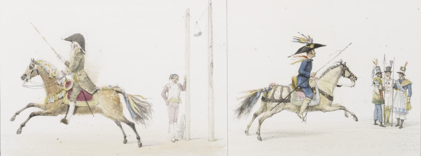 Voyage Pittoresque et Historique au Bresil Vol. 3 - Cavahadas (Tournois) (1839)