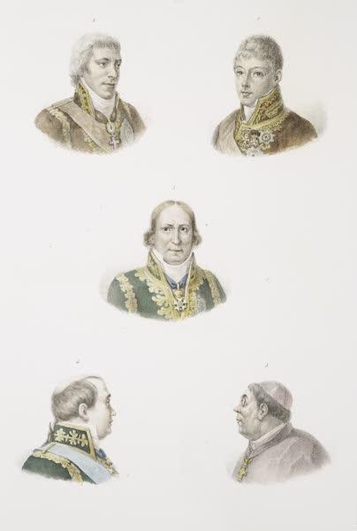 Voyage Pittoresque et Historique au Bresil Vol. 3 - Ministres et Senateur (1839)