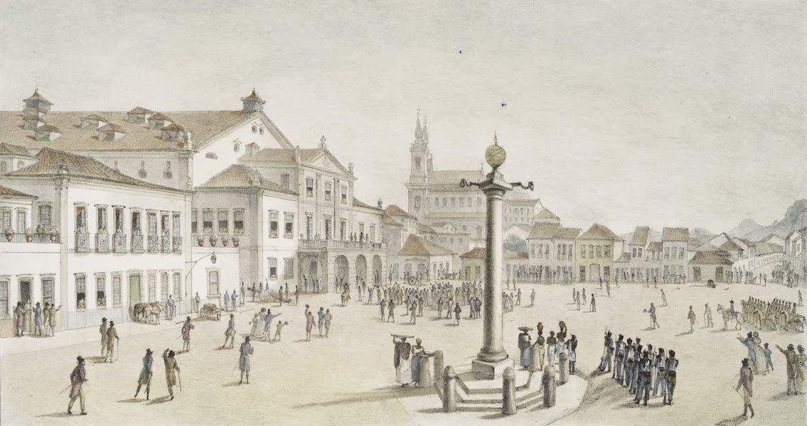 Voyage Pittoresque et Historique au Bresil Vol. 3 - Acceptation provisoire de la Constitution de Lisbonne, a Rio de Janeiro, en 1821 (1839)