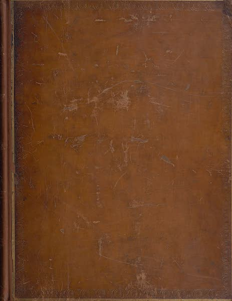 Voyages and Travels to India, Ceylon, the Red Sea, Abyssinia, and Egypt Vol. 1 - Front Cover (1809)